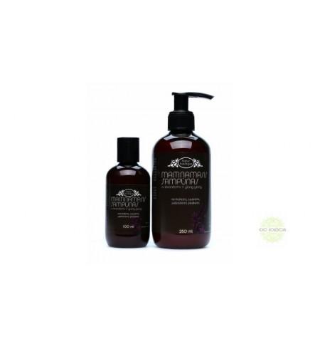 Maitinamasis šampūnas su levandom ir ylang ylang, Natur Boutique