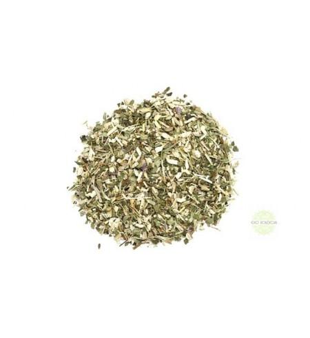 Ežiuolės rausvažiedės žolė